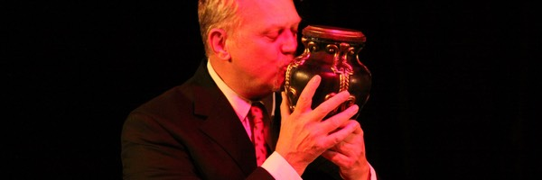 Kissing The Urn