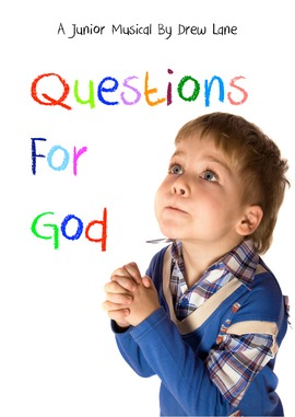 Questions for God Poster jpg
